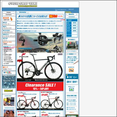 CYCLE SHOP YUKI