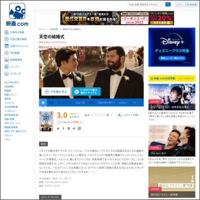 天空の結婚式 : 作品情報 - 映画.com