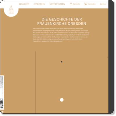 http://www.frauenkirche-dresden.de/geschichte/