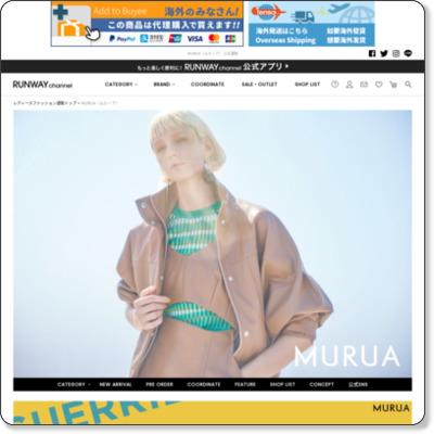 http://runway-webstore.com/murua/