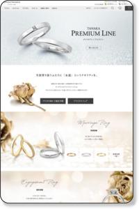 結婚指輪・婚約指輪のGINZA TANAKA BRIDAL