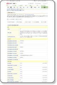 暮らしデータ 東京都江東区の暮らしデータ (地域情報) - goo 住宅・不動産