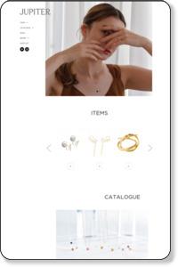 JUPITER(ジュピター)|ネックレスやリング、結婚指輪などを揃えるジュエリーブランド|Official Site