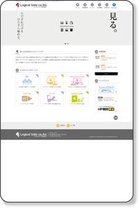 PC/携帯のホームページ制作とSEO対策|ロジカルウェブ 岡山