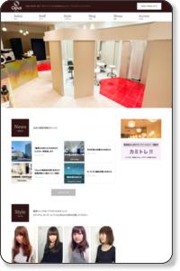 両国・錦糸町・亀戸・平井エリアにある美容室Opus(オーパス)のオフィシャルサイト