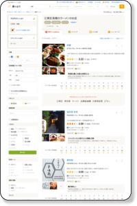 江東区高橋 ラーメン(拉麺)ランキング [食べログ]