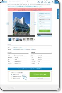 「東京ファッションタウン西館(TFT西館)ビル 9階」江東区の賃貸オフィス・貸事務所の情報|東京オフィス