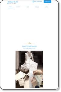 写真だけの結婚式や家族だけの結婚式、少人数結婚式を格安で提供いたします。
