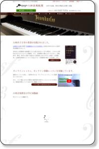 初心者から玄人まで-東京のピアノ教室-