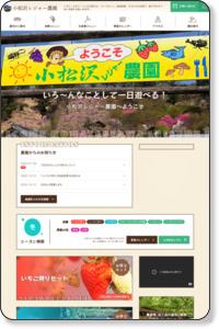 http://www.komatsuzawa.co.jp/