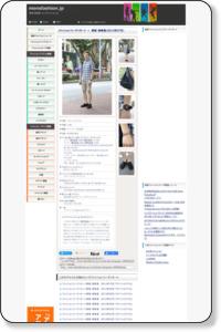 ファッションコーディネート原宿・表参道 2012年07月 ワタベショウマさん|メンズファッション.jp - 男性必見!メンズファッション総合情報サイト