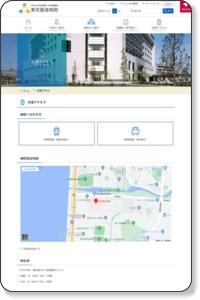交通アクセス|東京臨海病院|江戸川区
