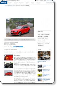 フォルクスワーゲン・ポロGTI(FF/7AT)【海外試乗記】(webCG)