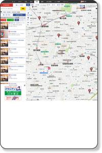 東京都世田谷区の幼稚園マップ - goo地図