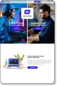 AndroidからWin PCを遠隔操作可能