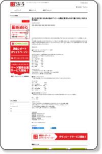 冬になると気になる体の悩みアンケート調査(東京丸の内で働く20代、30代女性対象) | リサーチ・リサーチ|調査データ探すならリサリサ