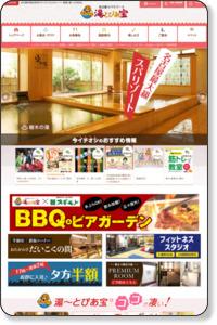 湯〜とぴあ宝 | 名古屋市南区笠寺のワンランク上のスーパー銭湯