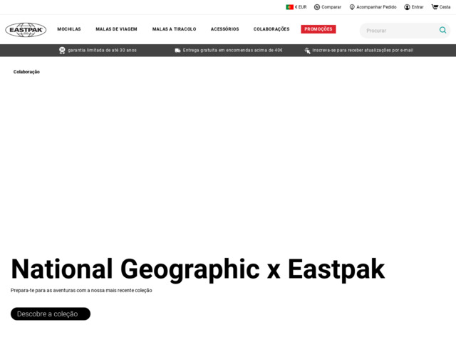 EASTPAK - Official Website