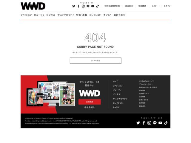 東コレランウエイいろいろ。 | 市川 渚 | FASHIONISTA BLOG | WWD JAPAN.COM