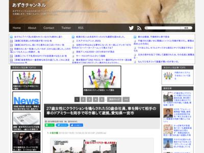 あずきブログ@2chまとめ