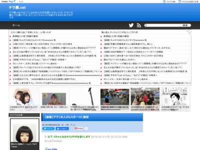 チラ裏.net