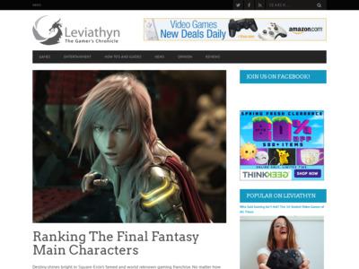 http://leviathyn.com/blog/2012/05/05/ranking-the-final-fantasy-main-characters/
