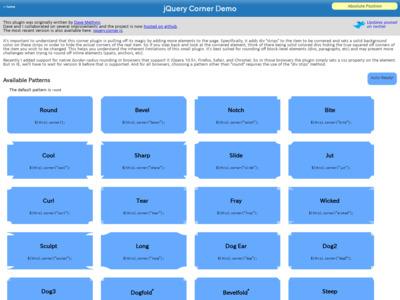 http://malsup.com/jquery/corner/