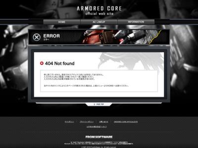 http://www.armoredcore.net/acv/demoevent/
