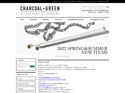 CHARCOAL*GREEN