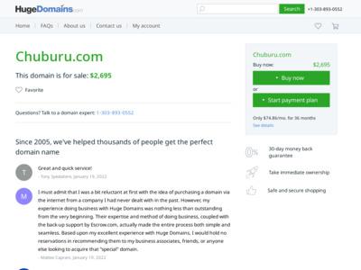 http://www.chuburu.com/
