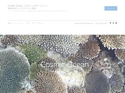 沖縄本島 シュノーケリング・ダイビング専門店Cosmic Ocean