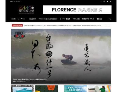 サーフィン - カラーズマガジン
