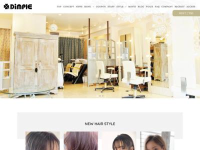 DiMPlE hair