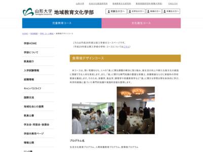 http://www.e.yamagata-u.ac.jp/course06.html
