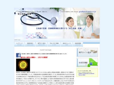 「新北海道(医療)」