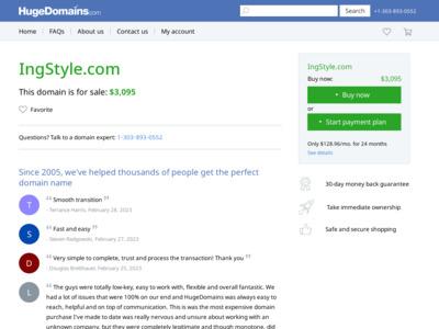 http://www.ingstyle.com
