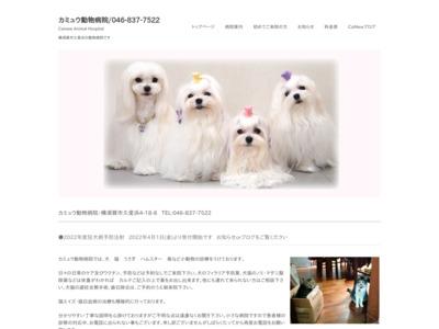 カミュウ動物病院(横須賀市)