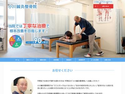 小川鍼灸整骨院(大阪市平野区)