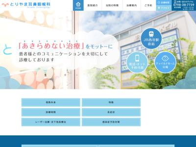 とりやま耳鼻咽喉科(西宮市)