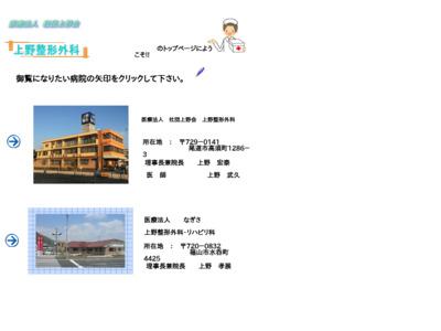 上野整形外科(尾道市)