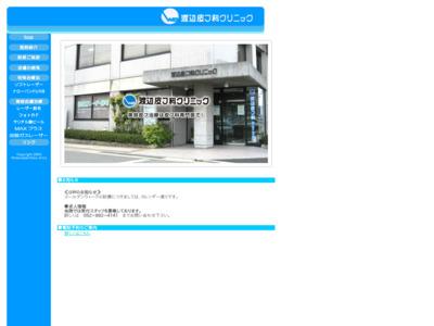渡辺皮フ科クリニック(名古屋市)
