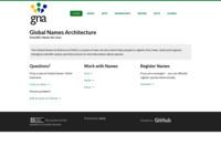 http://globalnames.org/