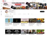 YouTube - MontyPython さんのチャンネル
