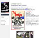 『Little Wings』Paul McCartney & Wings cover-band
