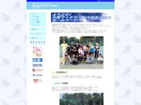 大阪ファミリーテニスサークルのサイト画像