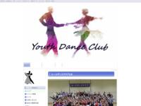 ユースダンスクラブのサイト画像