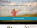 株式会社C4メディア様サイトのサムネイル