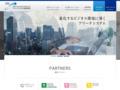 アリーナシステム株式会社様サイトのサムネイル