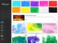 「絵具 水彩 テクスチャ」の写真・画像素材が全て無料のフリー素材集