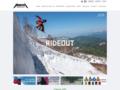 ライドアウトオフィシャルサイト | rideout official site